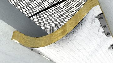 Protezioni antincendio flessibili per giunti di dilatazione: AF Systems presenta AF Seismic Joint