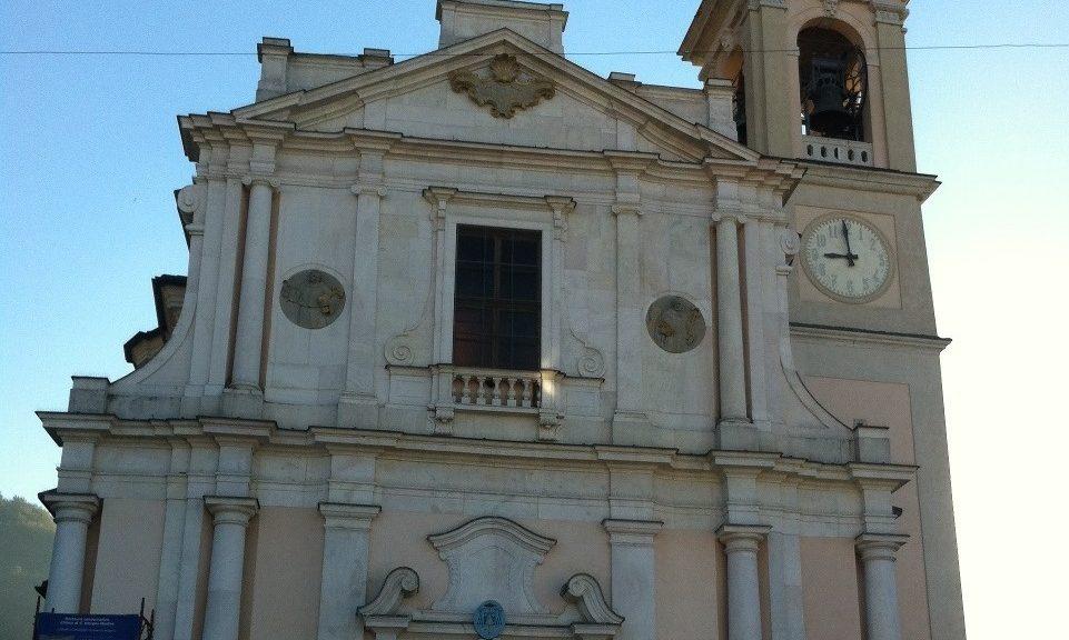 Chiesa di S.Giorgio a Zandobbio (BG)