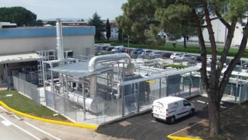 Un impianto di quadrigenerazione per la Coca-Cola Hbc di Marcianise