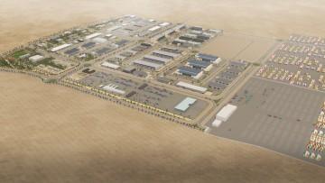 Ingegneria italiana nel mondo: a F&M il masterplan di un polo logistico in Oman