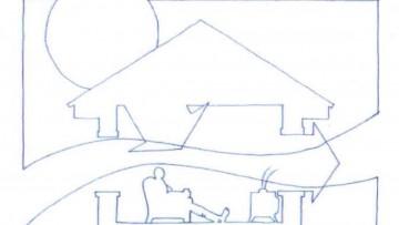 Cross ventilation: progettare le aperture per la ventilazione trasversale