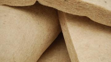 La fibra di canapa come isolante funziona, secondo i nuovi test dell'Enea