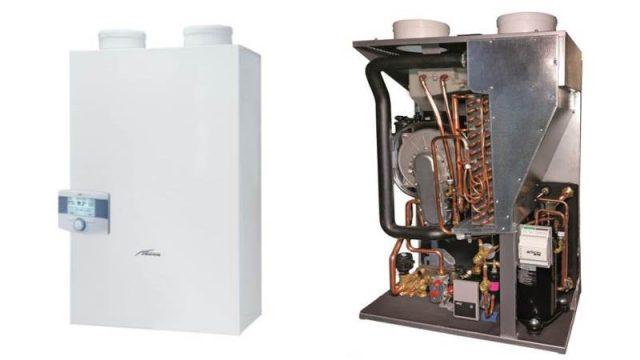 Una caldaia a condensazione a gas e una pompa di calore in un solo prodotto: è Murelle Revolution di Sime