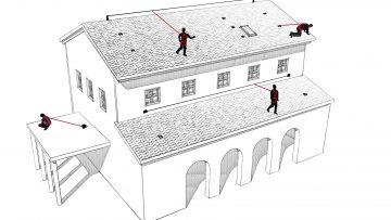 Sicurezza e sistemi anticaduta: novità da Berner con Think Safety – Linee Vita