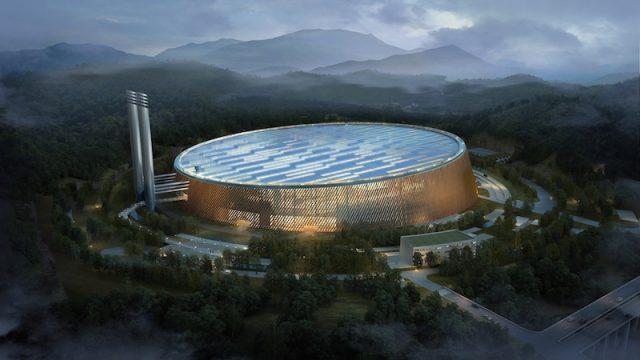 Il più grande impianto waste-to-energy al mondo sarà costruito in Cina