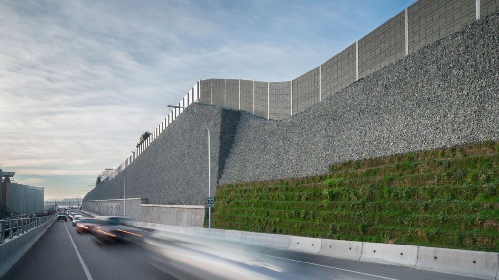 "Il progetto ""Low level road"" a Vancouver"
