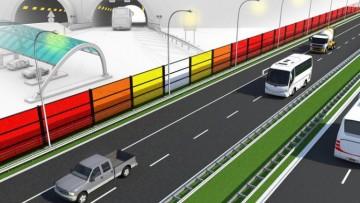Barriere fotovoltaiche antirumore tipo LSC: un progetto pilota in Olanda