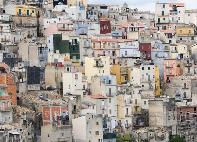 Classic Mediterranean Village