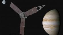 Sonda spaziale Juno: destinazione Giove raggiunta