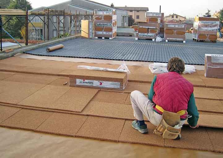 Copertura In Legno Ventilata : Come configurare le coperture piane ventilate ingegneri