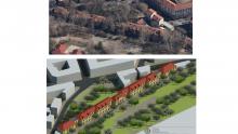 Riqualificazione del Parco Trotter a Milano: interventi strutturali e Bim