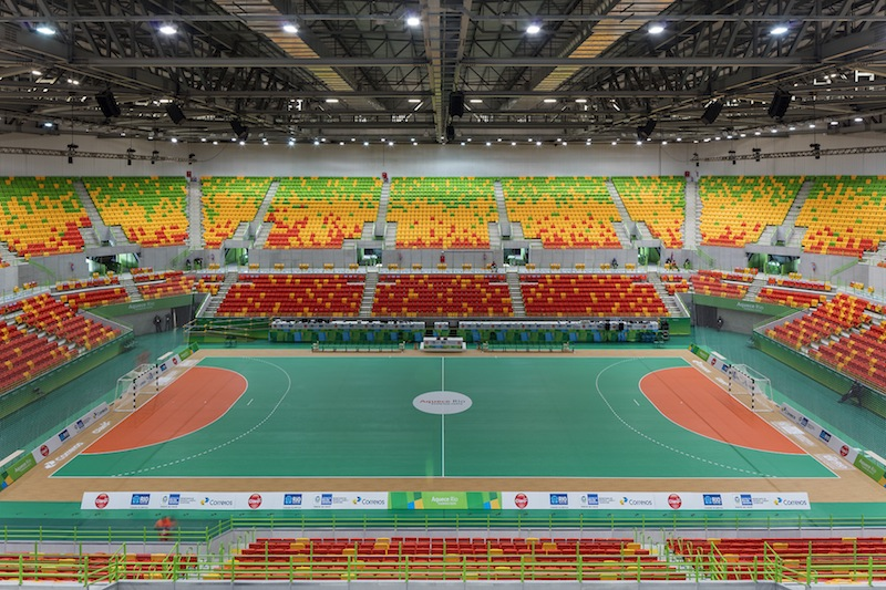 arena of the future