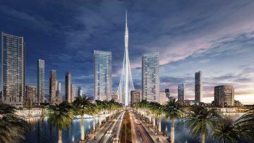 Calatrava per la nuova Torre di Dubai: effettuati i test nel tunnel del vento