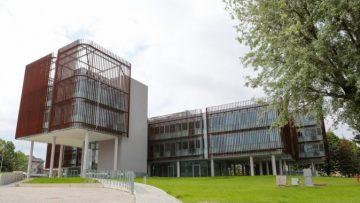 Il Centro di ricerca Ipazia a Novara, progettato da 3TI Progetti