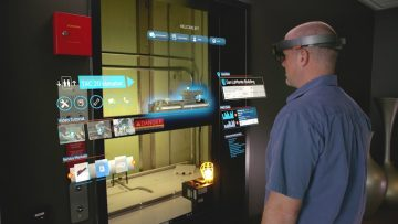 Ascensori connessi in realtà aumentata: la manutenzione diventa 'predittiva'