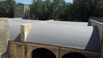 Impermeabilizzazioni di coperture: un'antica villa in Salento (LE) ritrova splendore con Berner