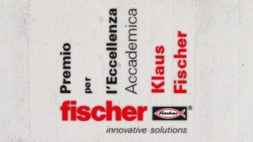 Premio Klaus Fischer per tesi di laurea: aperto il bando per l'edizione 2016