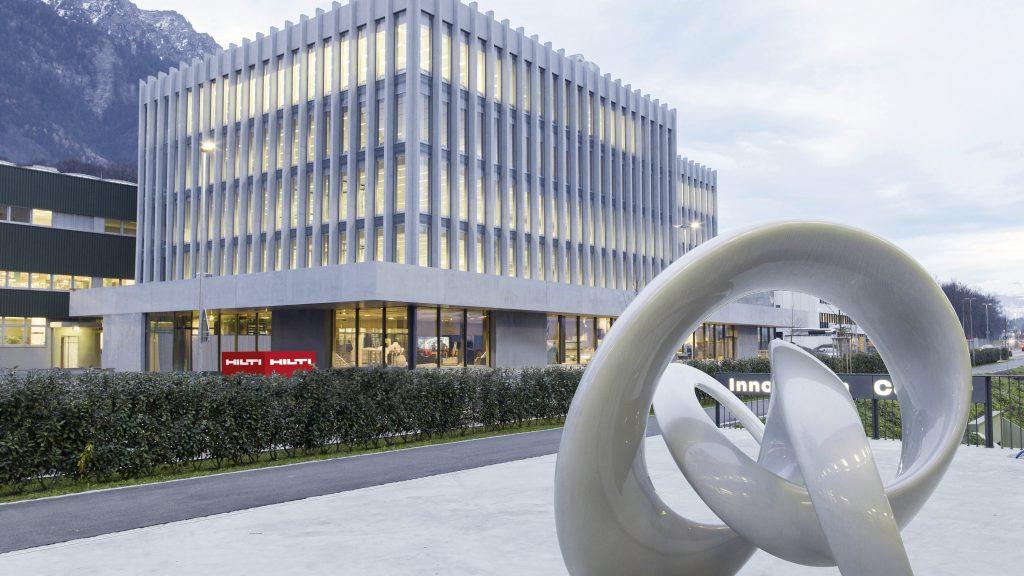 Headquarters Hilti a Schaan, Principato del Liechtenstein