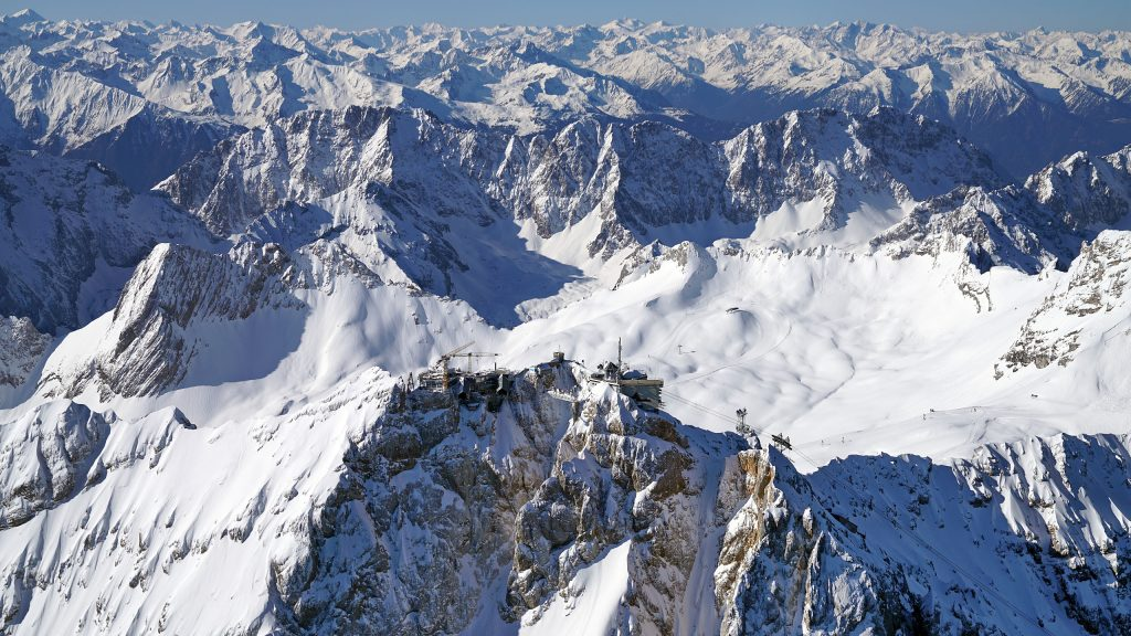 Zugspitze © Carlo Pizzinini