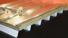 Facciate metalliche: come scegliere le sottostrutture di supporto