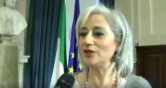 Patrizia Angeli, presidente dell'Associazione nazionale ingegneri per la prevenzione e le emergenze