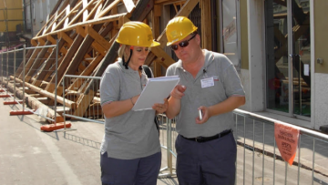 Terremoto Centro Italia: sono arrivati gli ingegneri agibilitatori