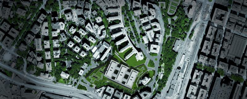 Inserimento urbanistico