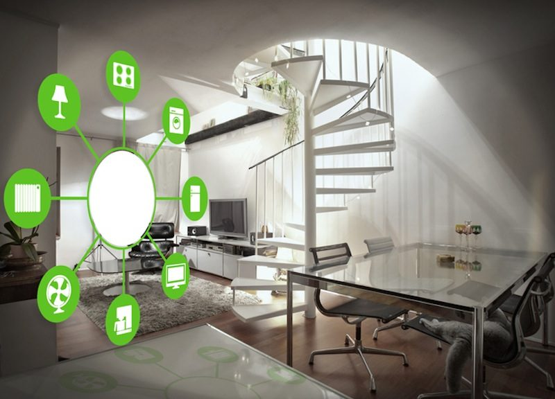 Smart Home Device - Home Control, House Automation
