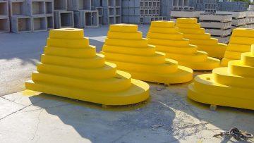 Manufatti in calcestruzzo: le nuove tecnologie di Fantuz Ugo srl