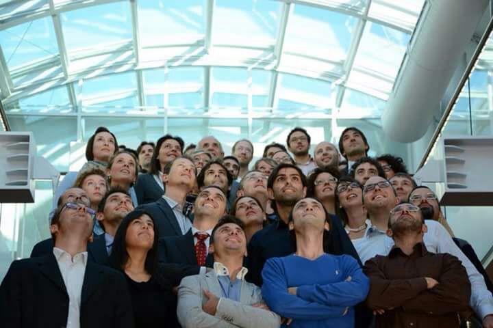 Il gruppo Network Giovani Ingegneri (fonte: pagina Facebook ufficiale)
