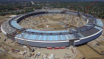 Come è fatto l'Apple Campus 2, sul piano strutturale