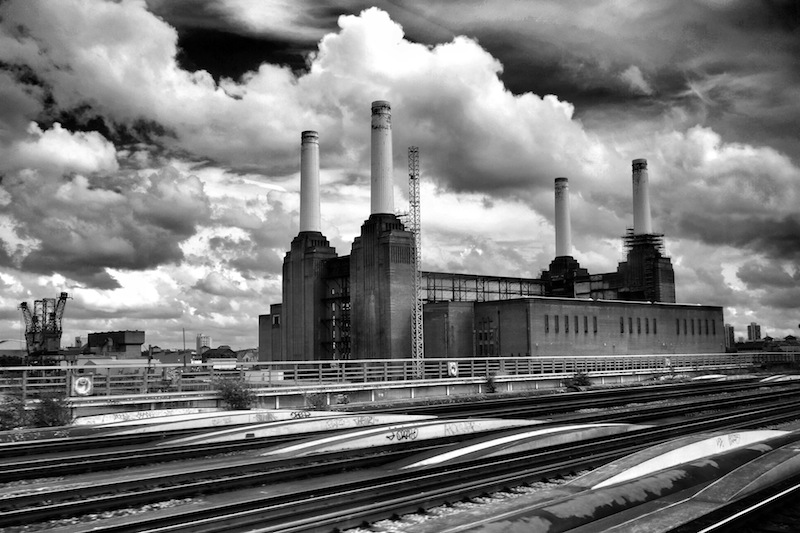 Battersea Power Station © Scott Wylie via Flickr