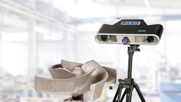 Le soluzioni di metrologia industriale di CAM2 in esposizione a BI-MU