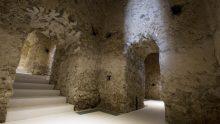Il Museo del Terremoto in Calabria è nell'ipogeo di un convento