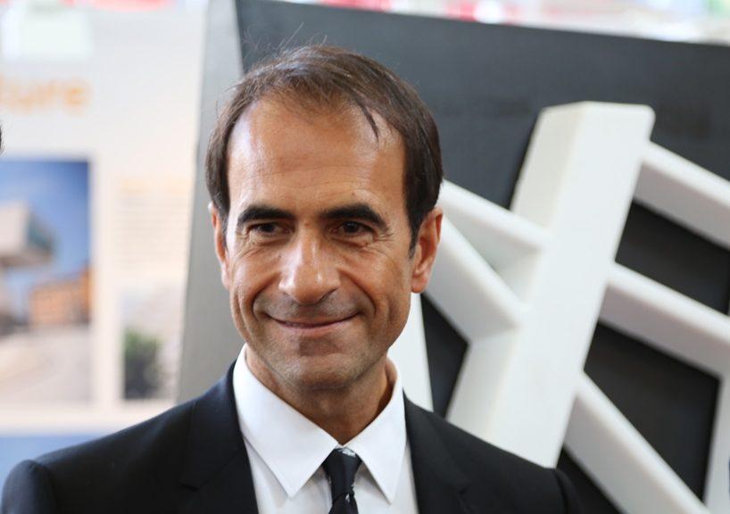 Roberto Callieri, Ad di Italcementi al Saie 2016