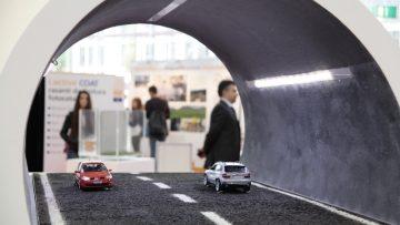 Saie 2016: Italcementi lancia nuove soluzioni per strade e gallerie sicure e nuove architetture