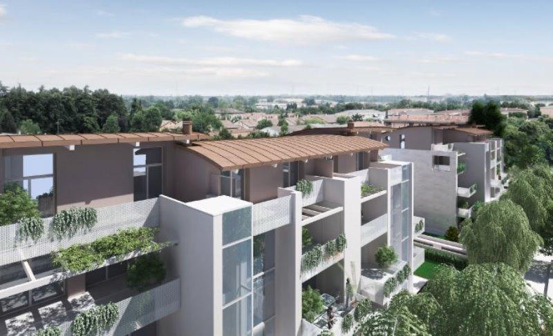 Il complesso residenziale Le Corti Miranesi (VE)