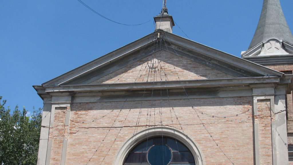 Terremoto - Elementi architettonici di una chiesa ...