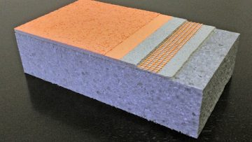 L'isolamento termico a cappotto è ancora più innovativo grazie a Sikkens e Neopor