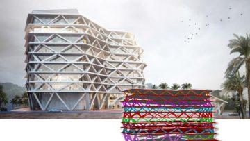 Il BIM per la progettazione del One Airport Square di Mario Cucinella