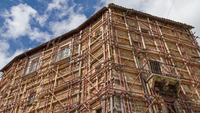 Terremoto, l'ing. Finzi: La diagnosi del patrimonio edilizio esistente è un'urgenza