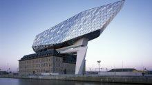 Un diamante di Zaha Hadid per il porto di Anversa