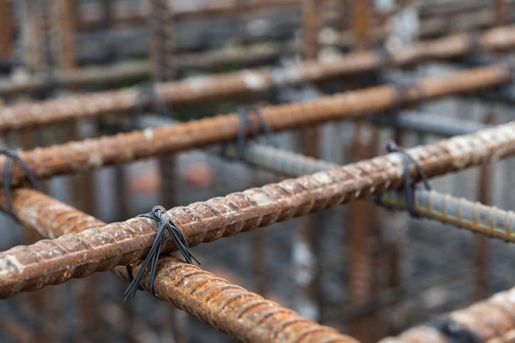 Come predisporre le armature per un getto di calcestruzzo armato - Tavole di legno per edilizia ...