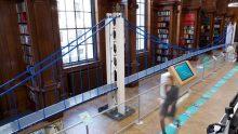 Il ponte più lungo mai realizzato con i Lego
