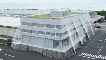 Un sistema di rinforzo strutturale 'made in Japan': è Cabkoma