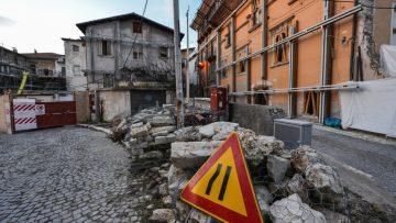 Rischio sismico dei centri storici italiani: alcune riflessioni