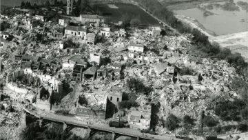 Ricostruzione post sisma: Irpinia 1980 alla prova dei piani di recupero