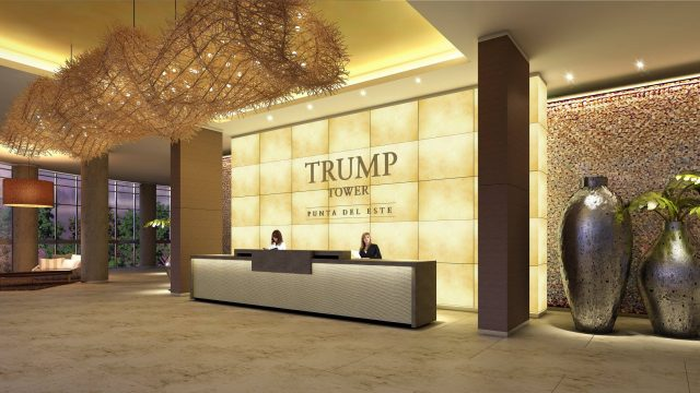 Donald trump e l 39 architettura in cinque punti for Trump tower interni