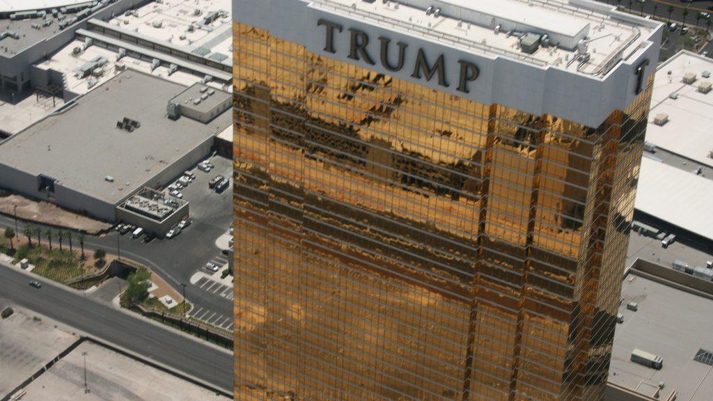 Trump Hotel a Las Vegas © Flickr IAmSanjeevan