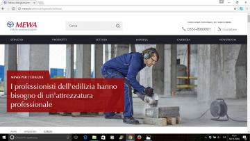 Abbigliamento da lavoro: il nuovo sito Mewa è online